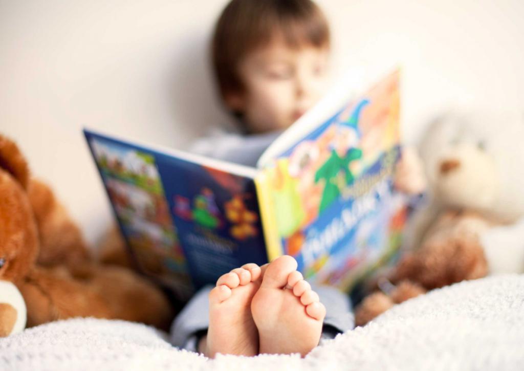 Beste voorleesboek voor kinderen van 4 en 5 jaar van 2020