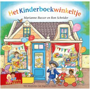 De Winkeltjes - Het Kinderboekwinkeltje