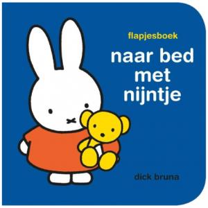 Flapjesboek naar bed met Nijntje