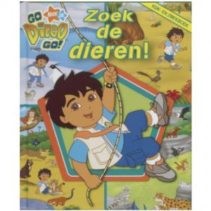 Diego / Zoek de dieren