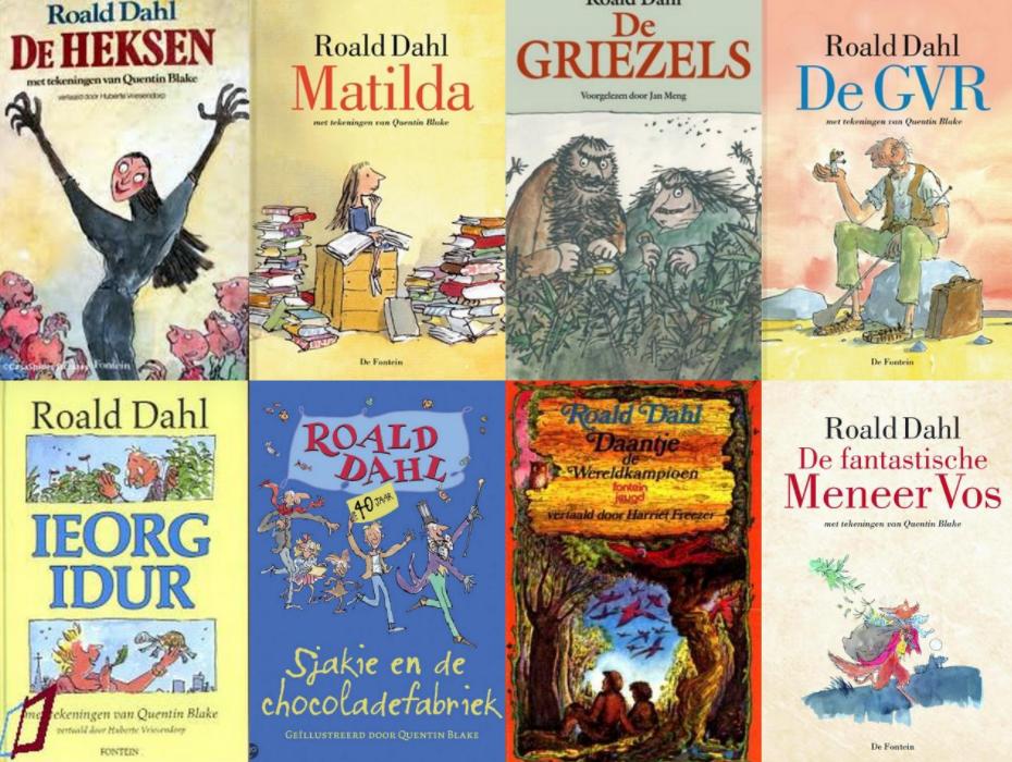 Beste Roald Dahl boek