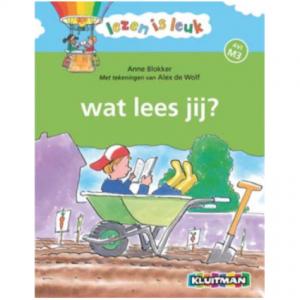 Lezen is leuk - Wat lees jij